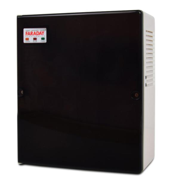Источники питания/Источники бесперебойного питания 12/24 В Блок бесперебойного питания Faraday Electronics 85W UPS ASCH PLB под аккумулятор 12-18А/ч в пластиковом боксе