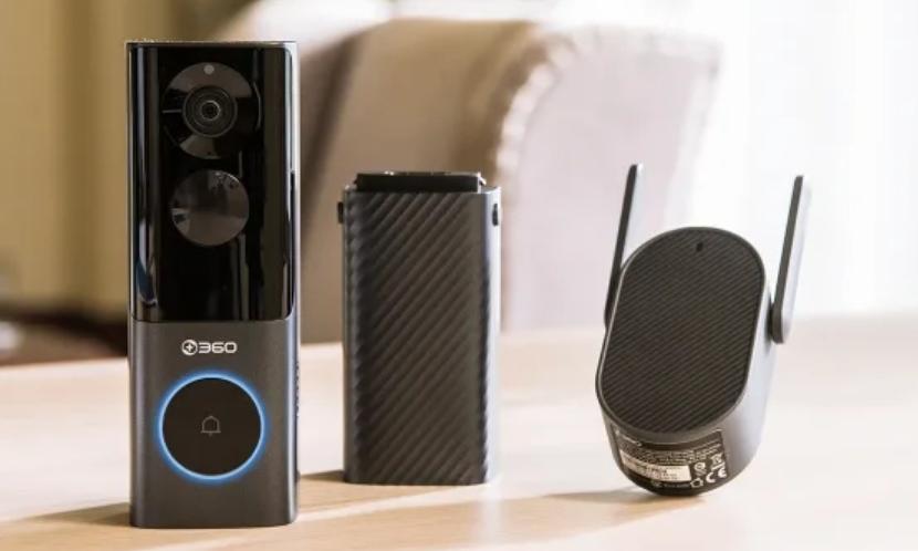 Домофонні системи 360 Video Doorbell X3: перший дверний дзвінок з радарним датчиком