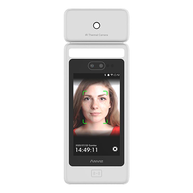 Біометричний термінал Anviz FaceDeep 5 IRT