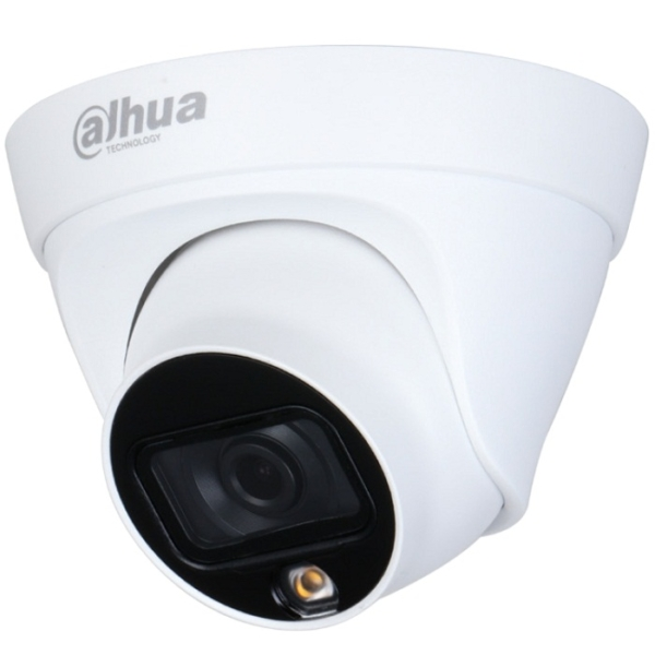 Видеонаблюдение/Камеры видеонаблюдения 2 Мп IP-видеокамера Dahua DH-IPC-HDW1239T1-LED-S5 (2.8 мм)