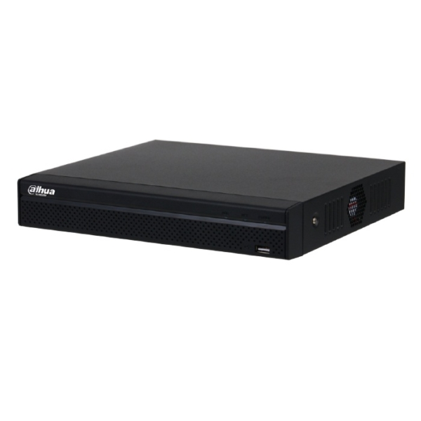 Video surveillance/Video recorders 8-channel NVR Video Recorder Dahua DHI-NVR1108HS-8P-S3/H