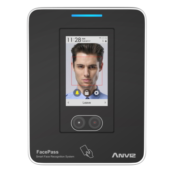 Access control/Biometric systems Biometric terminal Anviz FacePass 7
