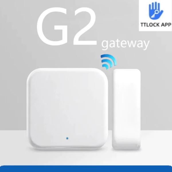 Locks/Accessories for electric locks Wi-Fi gateway Rocks G2