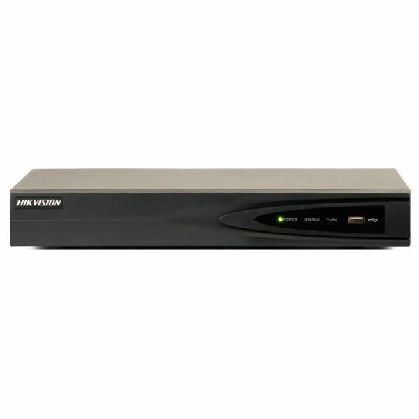 Видеонаблюдение/Видеорегистраторы 16-канальный NVR видеорегистратор Hikvision DS-7616NI-E2-8P