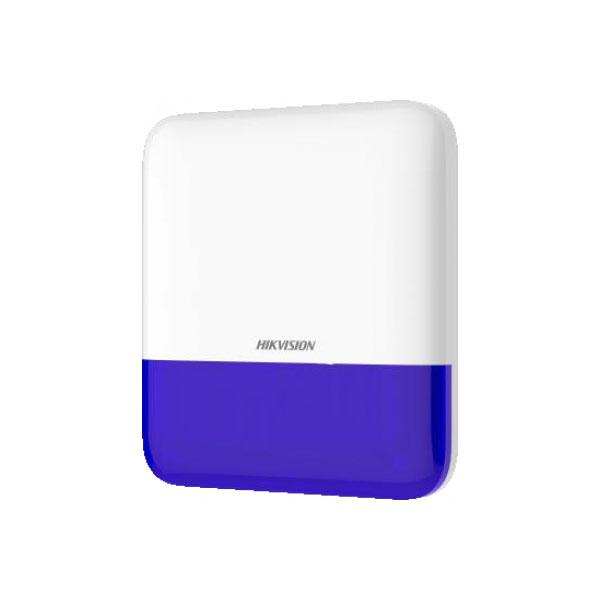 Охранные сигнализации/Сирены Сирена Hikvision DS-PS1-I-WE AX PRO blue