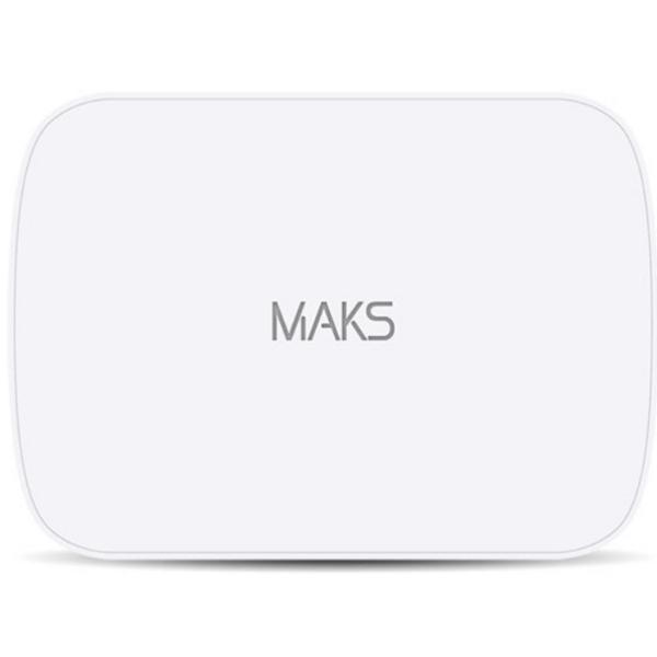 Охоронні сигналізації/Централі, Пульти, Хаби Радіоретранслятор Maks PRO Extender white