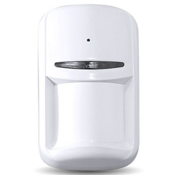 Security Alarms/Security Detectors Wireless motion and glass break detector Maks PRO PIR Combi VB white with