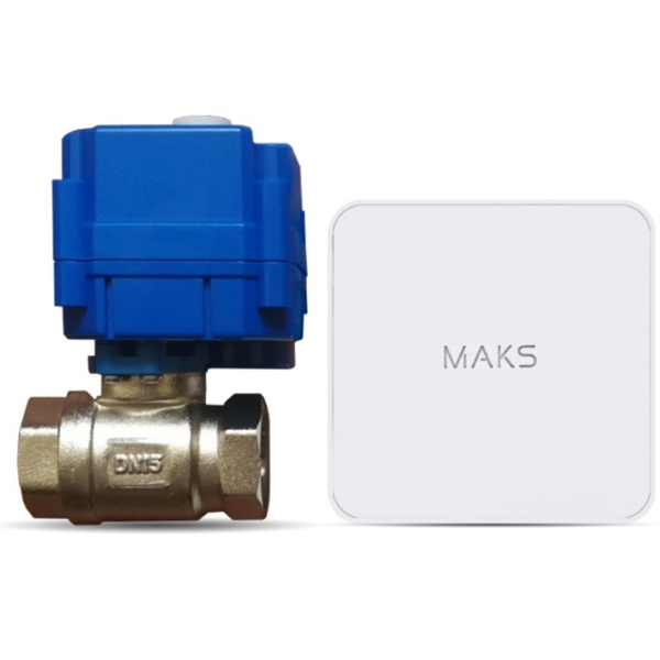 Охранные сигнализации/Охранные датчики Комплект управления моторизированным клапаном Maks PRO Valve