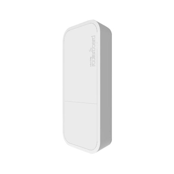 Мережеве обладнання/Wi-Fi маршрутизатори, Точки доступу Дводіапазонна Wi-Fi точка доступу MikroTik wAP ac (RBwAPG-5HacT2HnD)