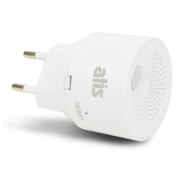 Бездротовий датчик газу Atis-938DW-T з підтримкою Tuya Smart