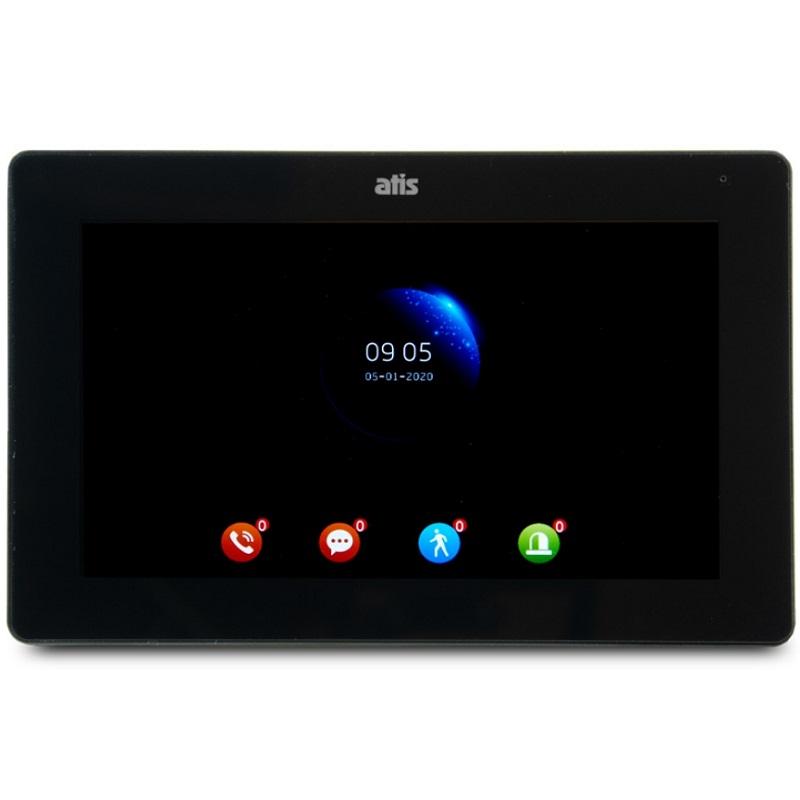 Видеодомофон Atis AD-770FHD/T black с поддержкой Tuya Smart