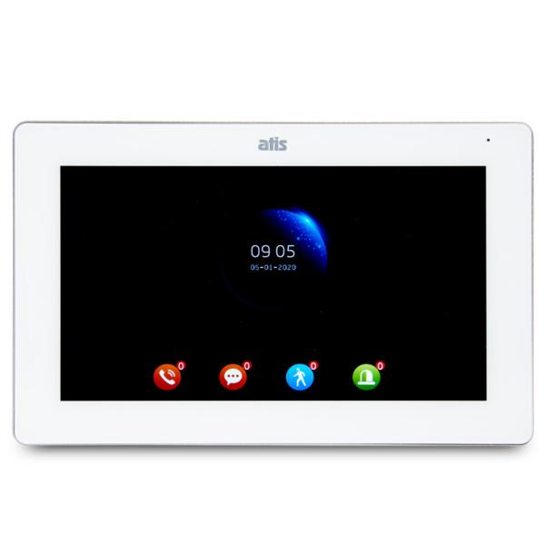 Домофоны/Видеодомофоны Видеодомофон Atis AD-770FHD/T white с поддержкой Tuya Smart
