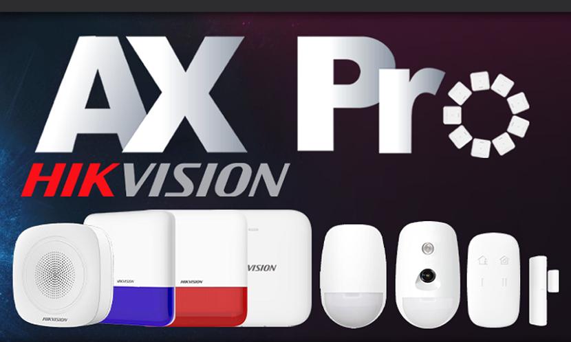 Огляди Огляд лінійки охоронної сигналізації Hikvision AX PRO. Вже у продажу