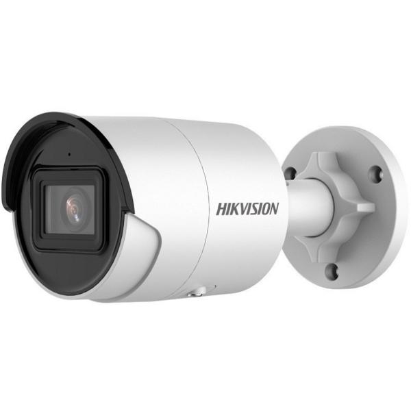 Відеонагляд/Камери відеоспостереження 4 Мп IP-відеокамера Hikvision DS-2CD2043G2-I (6 мм)