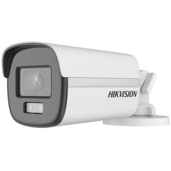 Видеонаблюдение/Камеры видеонаблюдения 2 Mп TVI ColorVu видеокамера Hikvision DS-2CE12DF0T-F (2.8 мм)