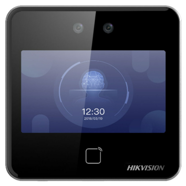 Access control/Biometric systems Hikvision DS-K1T642M biometric terminal with face recognition