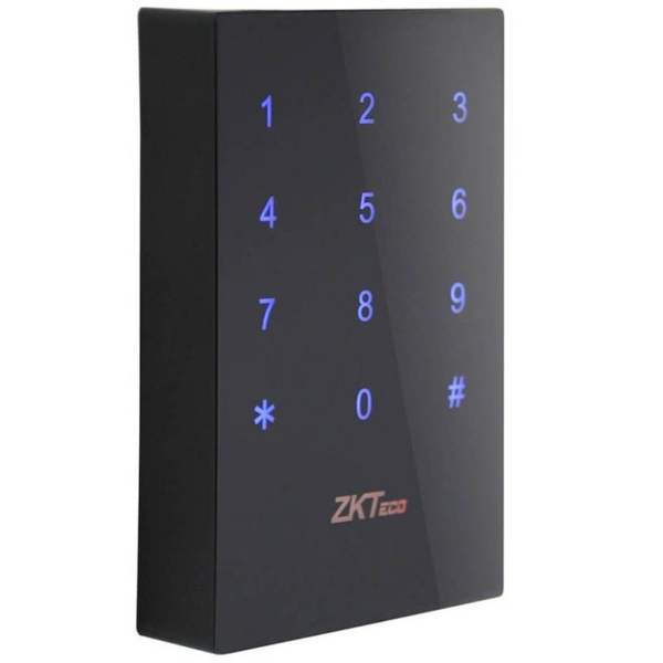 Access control/Code Keypads Code keyboard ZKTeco KR702E with RFID card reader