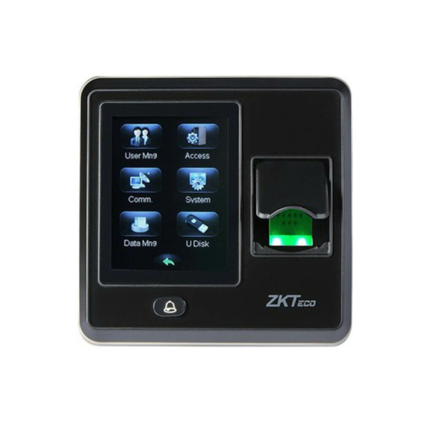Access control/Biometric systems Biometric terminal ZKTeco SF300 (ZLM60) with RFID card reader, TFT display and fingerprint reader (Black)