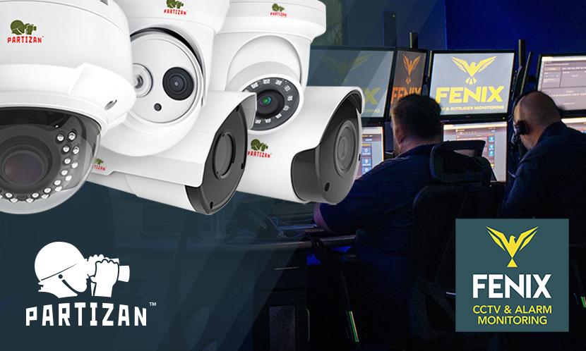 Відеонагляд Fenix Monitoring і Partizan Security: партнери на ринку Великобританії