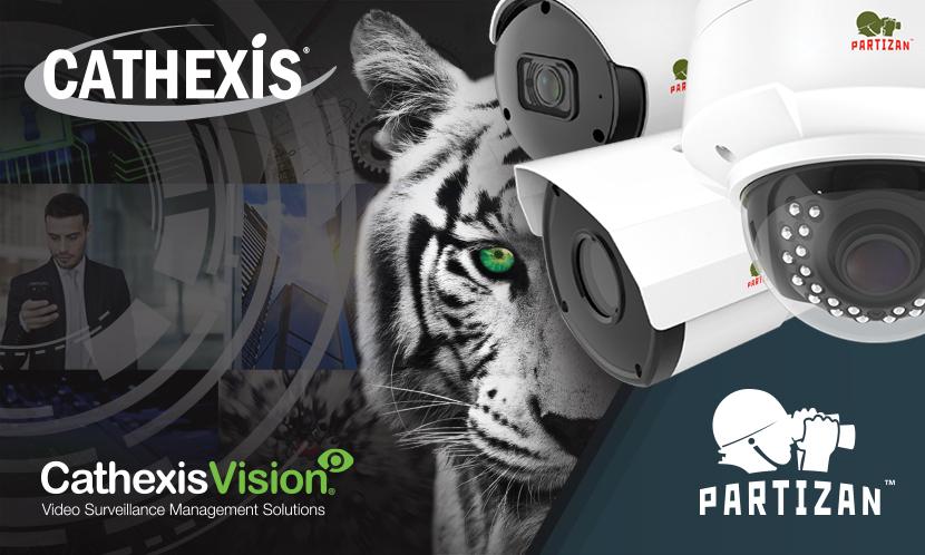Video surveillance Partizan Security and Cathexis Europe Ltd announced integration!