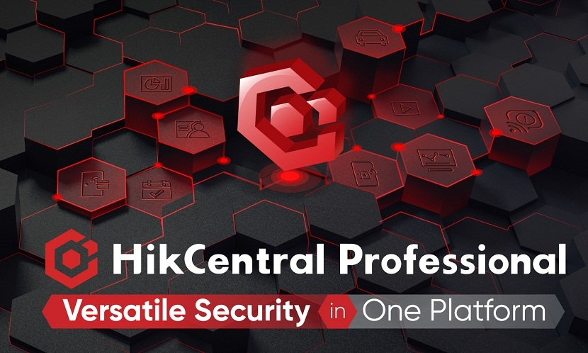 Video surveillance Updated HikCentral Professional software: wide range of applications to ensure security and solve business problems
