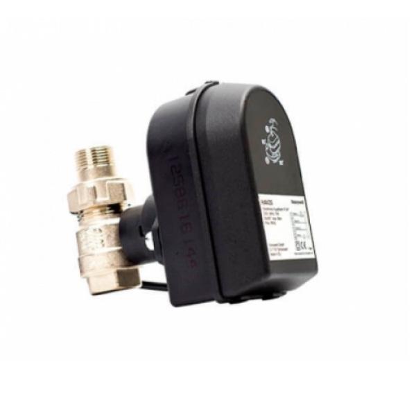 Охоронні сигналізації/Антипотоп/Крани з електроприводом Кран кульовий з електроприводом Honeywell Resideo HAV32 (DN 30) 1 1/4