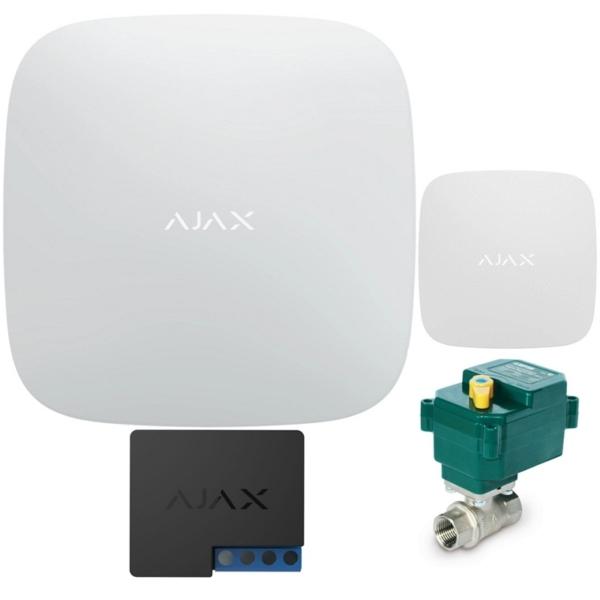 Security Alarms/Anti-flood/Anti-flood kits Anti-flood kit based on Ajax (Full 12 1/2″)