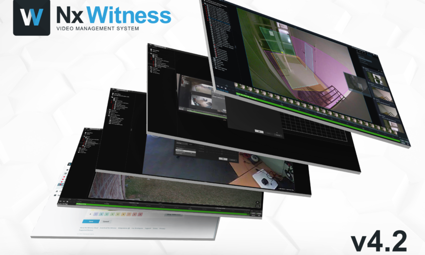 Video surveillance Review of Nx Witness VMS v4.2