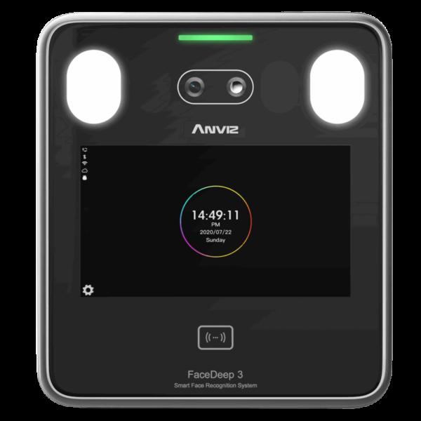 Контроль доступа/Биометрические системы Биометрический терминал Anviz FaceDeep 3