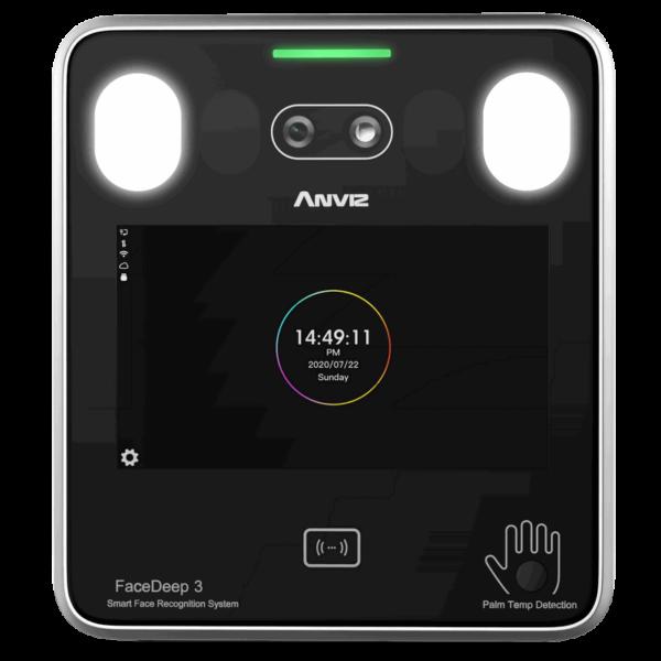 Access control/Biometric systems Biometric terminal Anviz FaceDeep 3 IRT