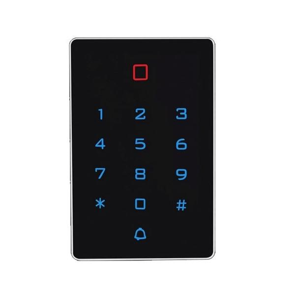 Контроль доступу/Кодові клавіатури Кодова клавіатура Atis AK-602A з вбудованим зчитувачем карт/брелоків
