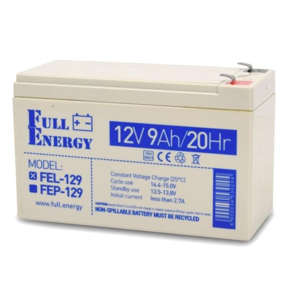 Источники питания/Аккумуляторы Аккумулятор Full Energy FEL-129