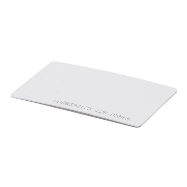Контроль доступа/Карточки, Ключи, Брелоки Бесконтактная UHF+EM-Marine карта ZKTeco DF01