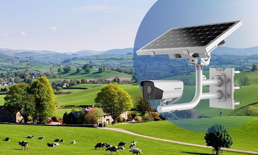 Видеонаблюдение Повышение безопасности отдаленных объектов с помощью автономных решений Hikvision на солнечных батареях