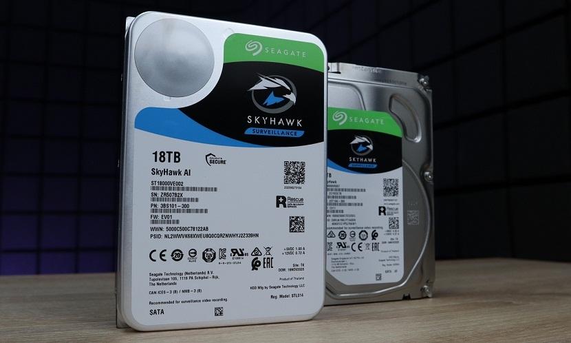Обзоры Выбираем жесткие диски для видеонаблюдения (на примере Seagate SkyHawk)