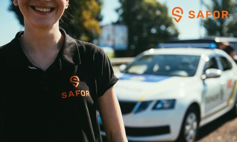 Особиста безпека Safor Security: як працює кнопка особистої безпеки
