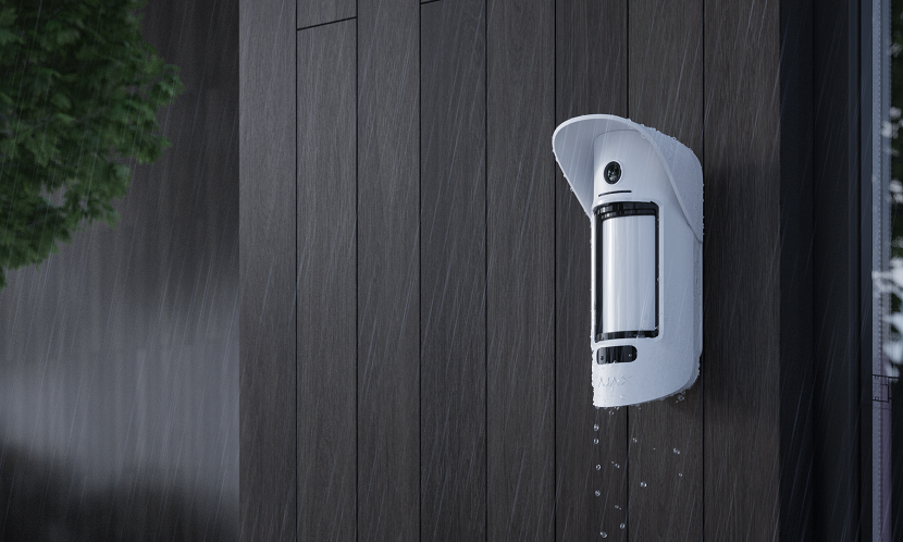 News Review of an outdoor motion sensor with a camera Ajax MotionCam Outdoor