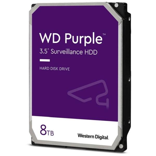 Відеонагляд/Жорсткі диски (HDD) для відеоспостереження Жорсткий диск Western Digital WD84PURZ