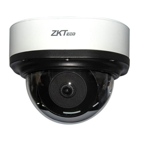 Видеонаблюдение/Камеры видеонаблюдения 5 Мп IP-видеокамера ZKTeco DL-855P28B с детекцией лиц