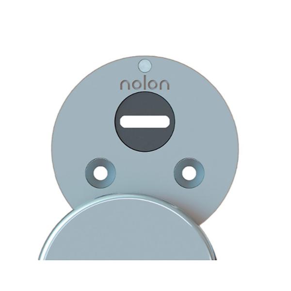 Охоронні сигналізації/Охоронні датчики Датчик замкової щілини nolon Lock Protect chrome RVPS (циліндровий)