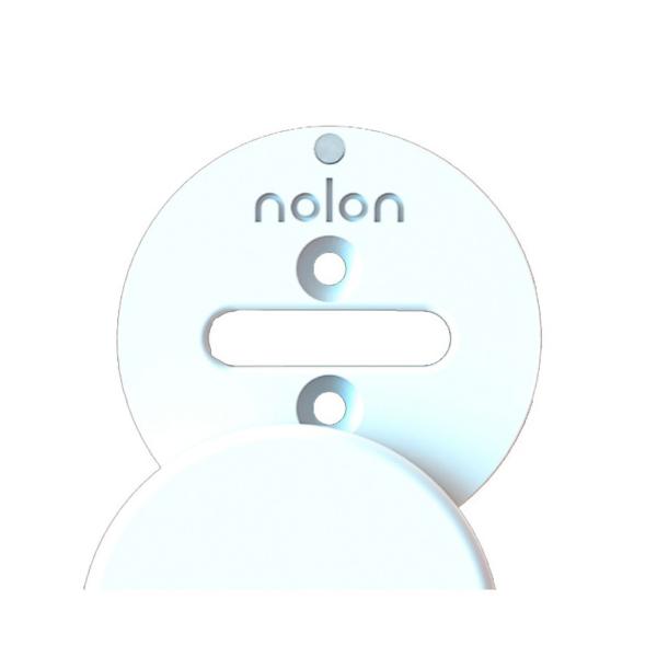 Охранные сигнализации/Охранные датчики Датчик замочной скважины nolon Lock Protect white RHPW (сувальдный)