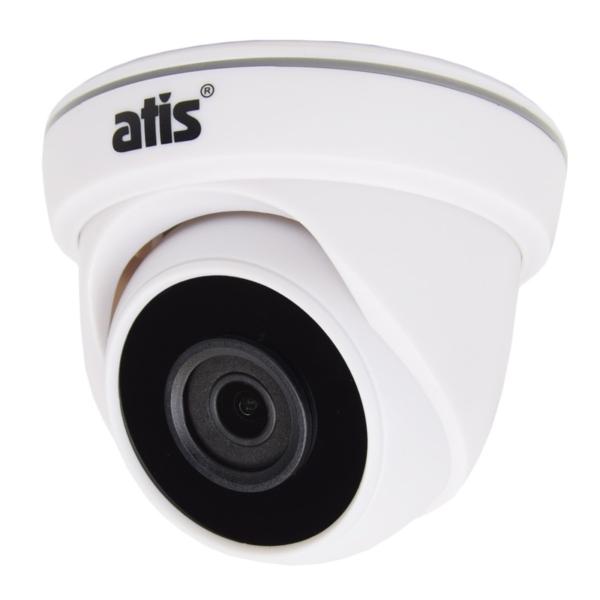 Відеонагляд/Камери відеоспостереження 2 Мп IP-відеокамера Atis AND-2MIR-20W Lite (2.8 мм)