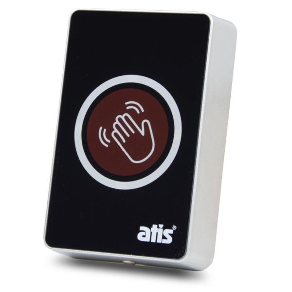 Контроль доступу/Кнопки виходу Кнопка виходу Atis Exit-K5 безконтактна