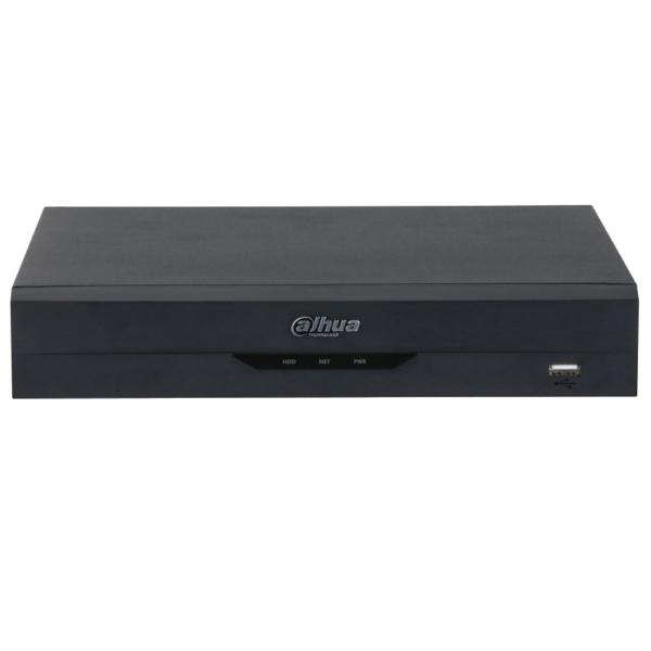 Видеонаблюдение/Видеорегистраторы 8-канальный NVR видеорегистратор Dahua DHI-NVR2108HS-I WizSense
