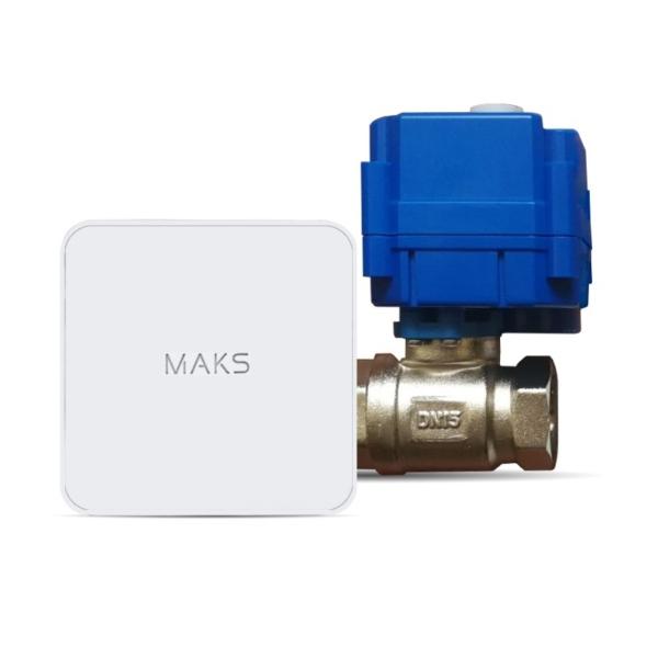 Security Alarms/Security Detectors Maks PRO Valve DN20 motorized valve control kit