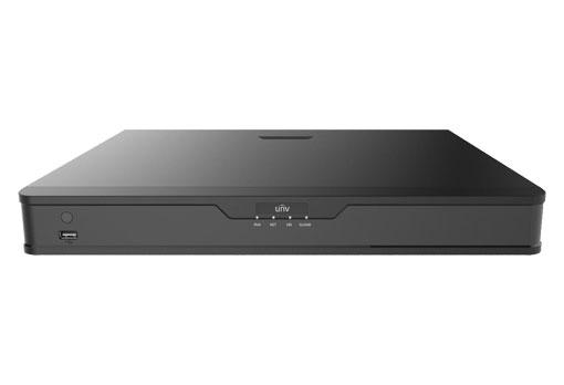 Видеонаблюдение/Видеорегистраторы 9-канальный NVR видеорегистратор Uniview NVR302-09S2