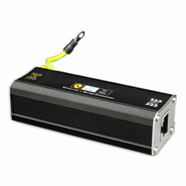 Видеонаблюдение/Грозозащита для видеонаблюдения Сетевой фильтр Utepo USP201GE-POE