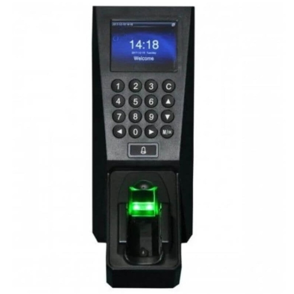 Access control/Biometric systems Biometric terminal ZKTeco FV18/ID with fingerprint scanning, vein pattern and EM-Marine access card reader
