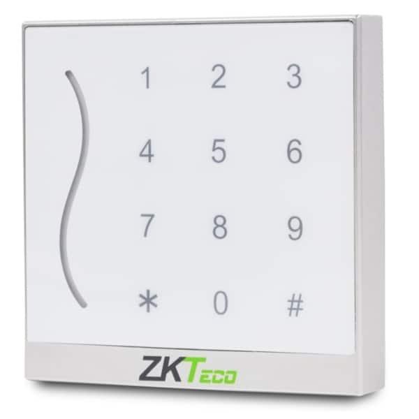 Контроль доступу/Кодові клавіатури Клавіатура ZKTeco ProID30WM RS зі зчитувачем Mifare вологозахищена