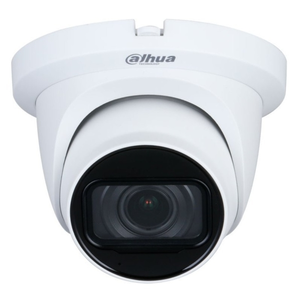 Відеонагляд/Камери відеоспостереження 5 Мп HDCVI відеокамера Dahua DH-HAC-HDW1500TMQP-A Starlight